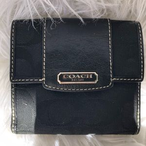 AUTHENTIC Coach Wallet (billfold)